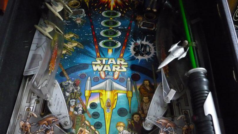 8 1 Williams Star Wars Episode 1 Restore – Pinball PT